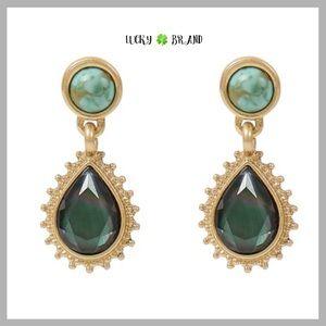 Lucky 🍀 Brand Earrings ✨